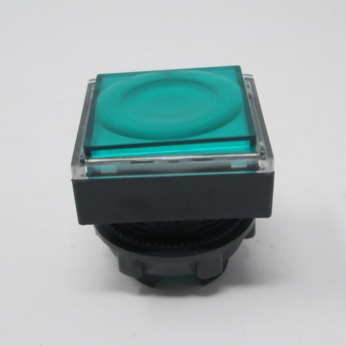 Siemens Kontrolleuchte Signalleuchte Grün Kunststoff Außen Ø 28 mm #SK-80-2